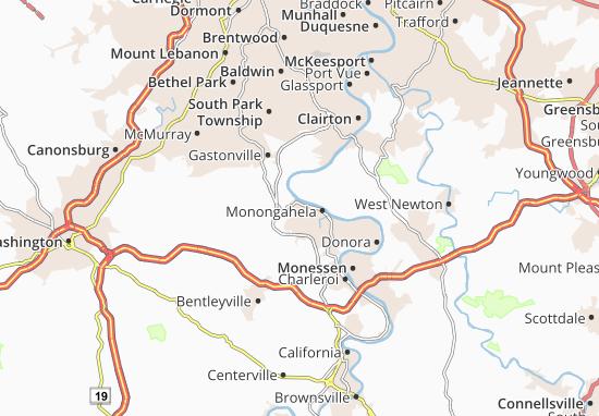 New Eagle Map