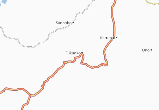 Nioohe Map