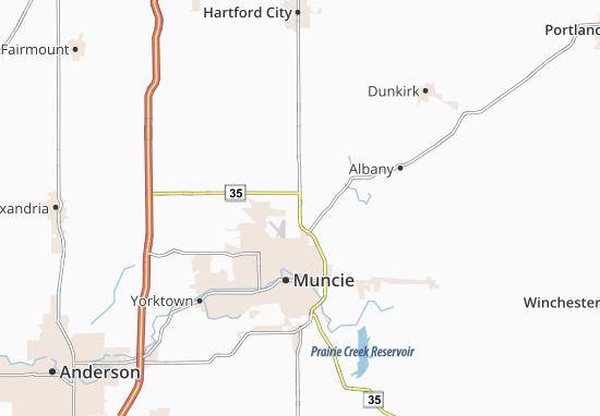 Royerton Map
