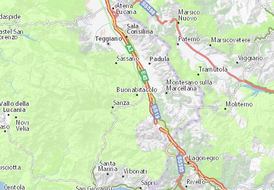 Mappe-Piantine Buonabitacolo