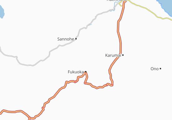 Mapas-Planos Kindaichi