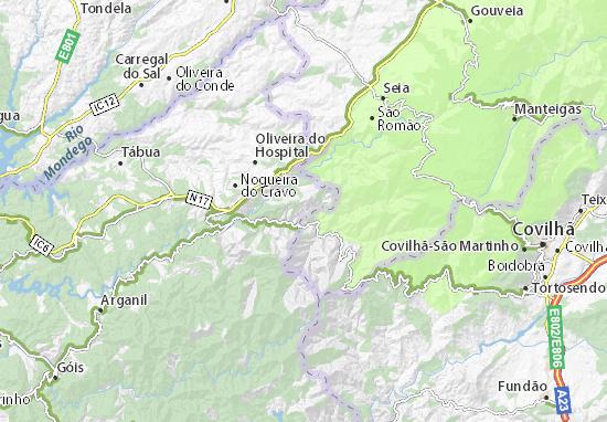 mapa alentejo Mapa Alentejo   plano Alentejo  ViaMichelin mapa alentejo