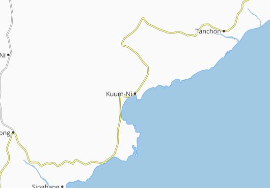 Mappe-Piantine Kuum-Ni