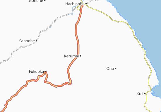 Karumai Map