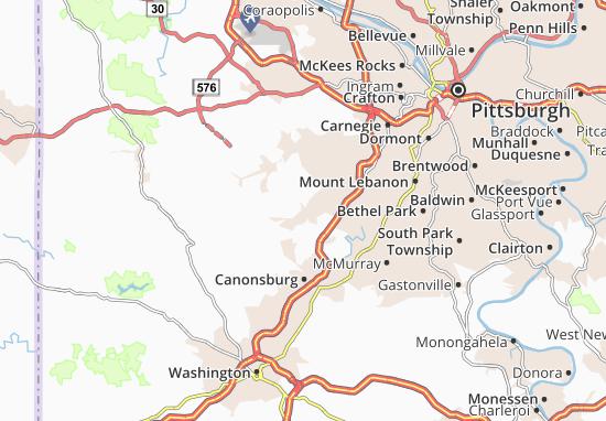 Mapas-Planos Cecil-Bishop
