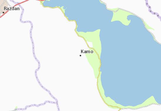 Mappe-Piantine Kamo