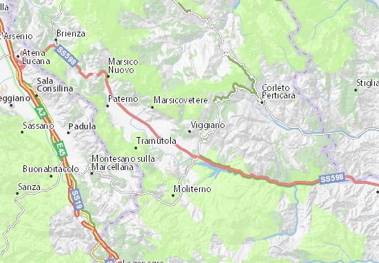 Mappe-Piantine Viggiano