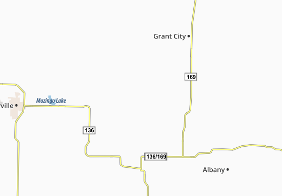 Enyart Map