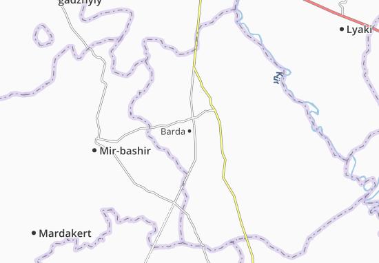 Mappe-Piantine Barda