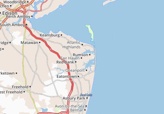 Fair Haven Map