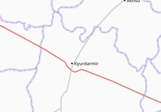 Shykhymly Map