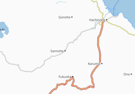Nambu Map