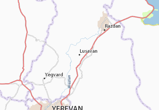 Mapas-Planos Lusavan