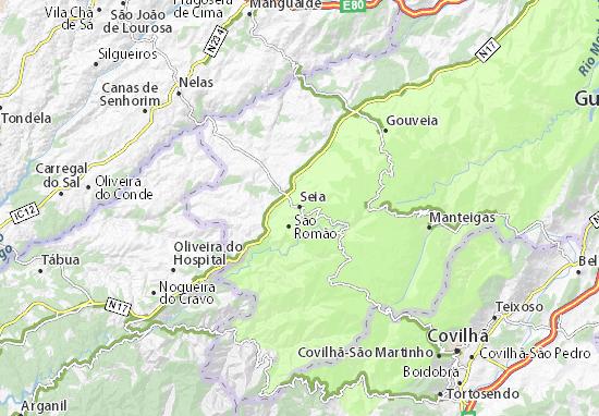 Seia Map