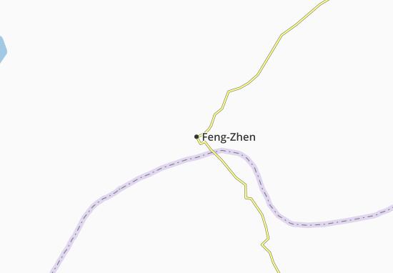 Mapa Feng-Zhen