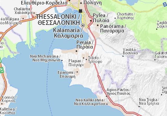Plagiari Map