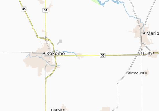 Greentown Map