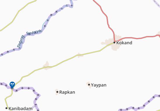 Mapa Plano Nawbahor