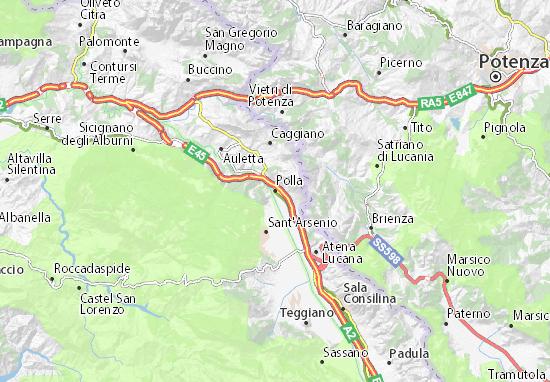 Mappe-Piantine Polla