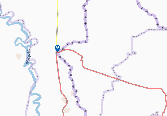 Buston Map