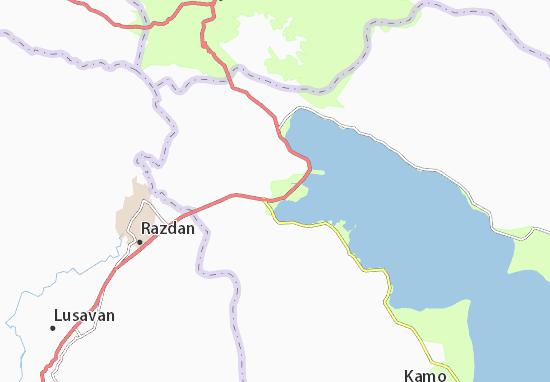 Sevan Map