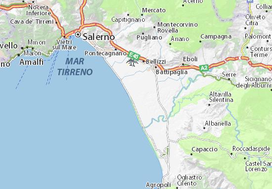 Mappe-Piantine Aversana
