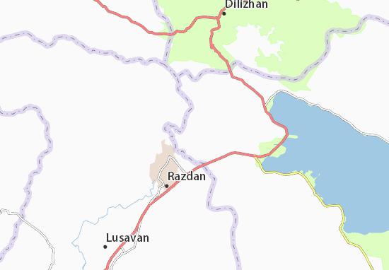 Dodmashen Map