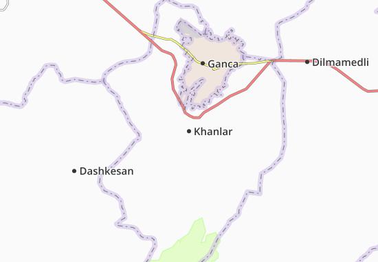 Mapas-Planos Khanlar