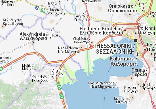 Axios Map