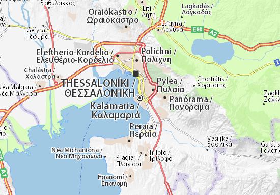 Mappe-Piantine Kalamaria