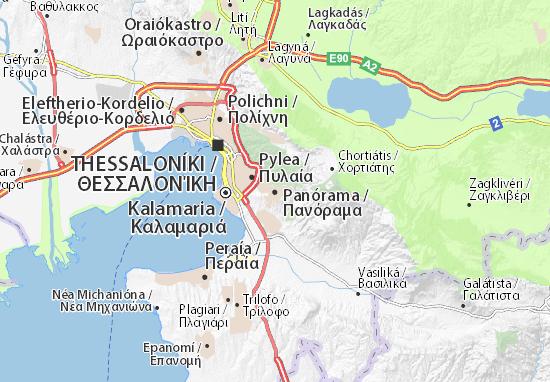 Panórama Map