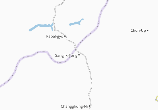 Sangjik-Tong Map