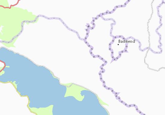 Krasnoselsk Map