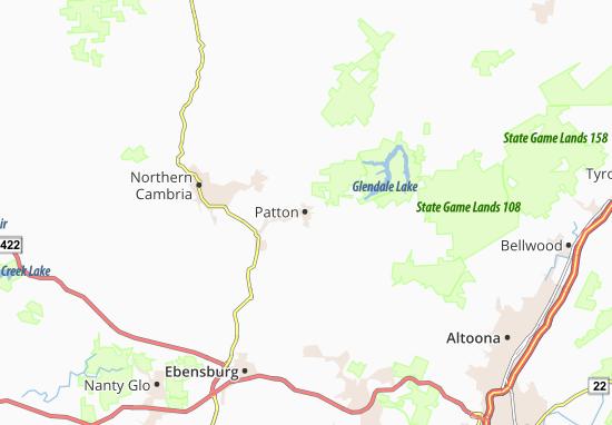 Patton Map