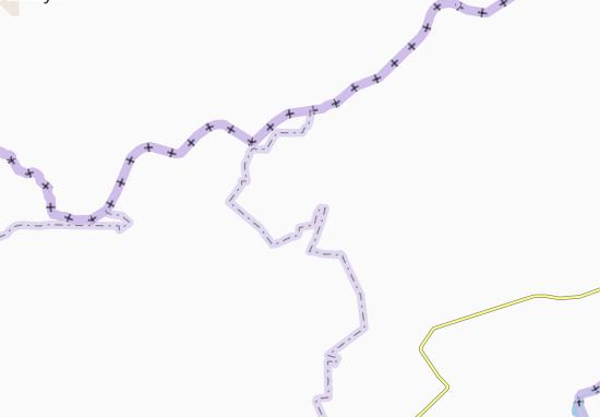 Mapa Plano Adrasman