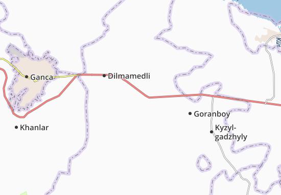 Mapas-Planos Kazanbulak