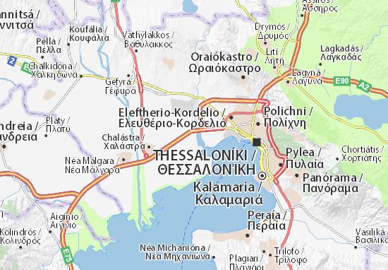 Echedoro Map