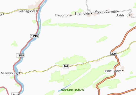 Erdman Map