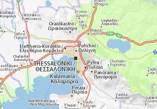 Sykeai Map