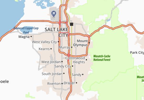 Mapas-Planos Murray