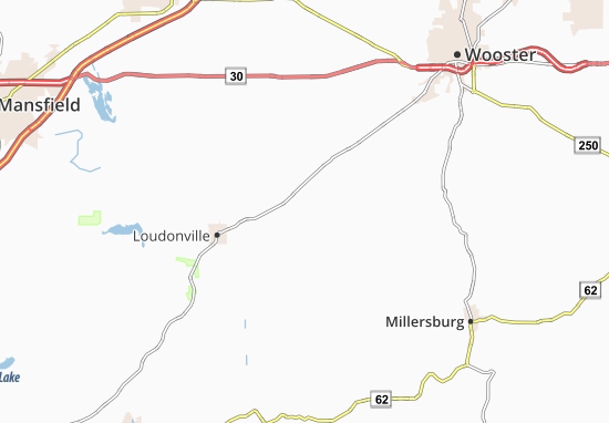 Lakeville Map