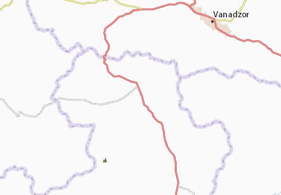 Mapa Plano Kondakhsaz
