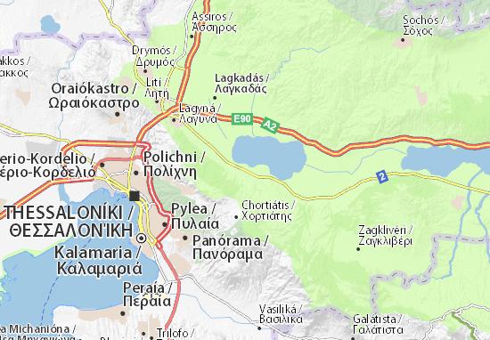 Mappe-Piantine Ágios Vasíleios