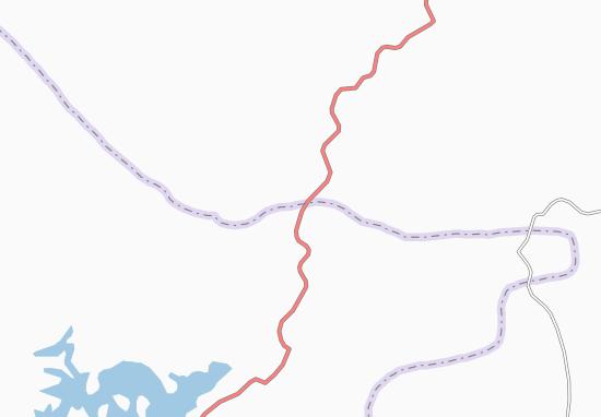 Carte-Plan Gubeikou