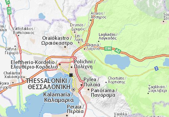 Filyro Map