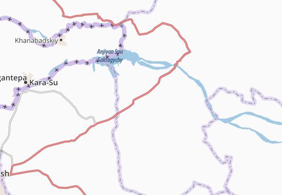 Mapas-Planos Leninskoye