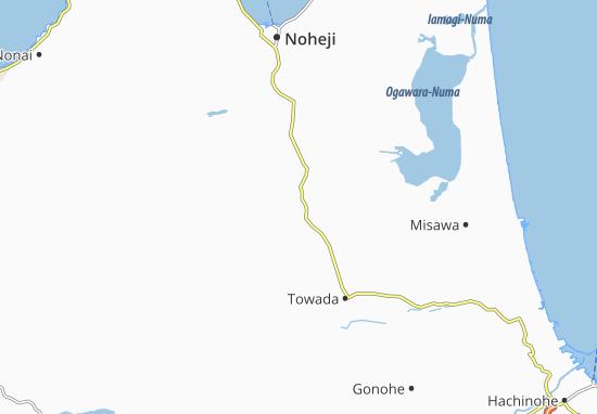Mapas-Planos Shichinohe