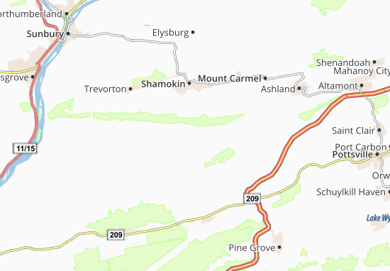 Pitman Map