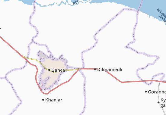 Mappe-Piantine Bakhchakyurd