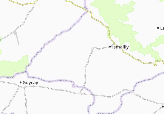 Ivanovka Map